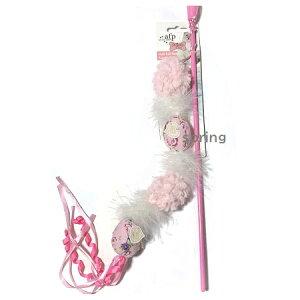afp Shabby Chic マルチボールワンド ピンク 猫じゃらし 猫用 おもちゃ TOY