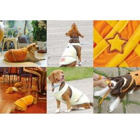 Simplers クロスランニング WC 3L 4L オレンジ・イエロー 中型犬用 犬服 柴犬・コーギー・ボーダーコリー等 タンクトップ
