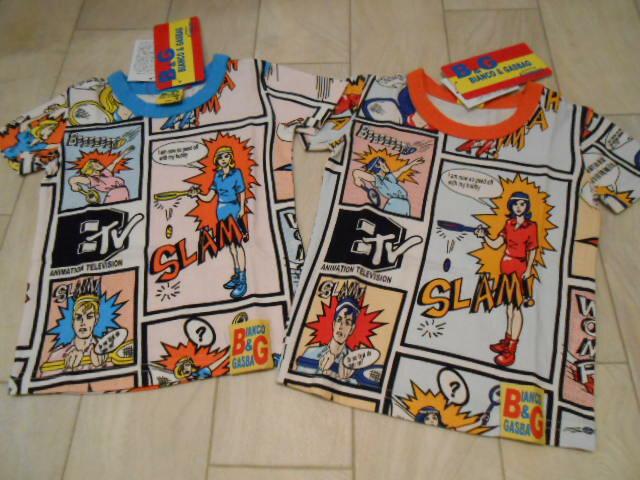 【50%OFF】【半額】【SALE】【GASBAG】ガスバッグ【B&G】2013新作 テニスアニメコミック 半袖Tシャツ 【メール便可OK】