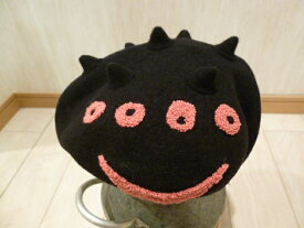 【セール】【SALE】【70%OFF】【半額以下】【sister jenni】シスタージェニイ【JENNI】ジェニイ 2015/新作 コラボ商品 ブラックトゲトゲベレー帽
