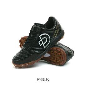 Campinas TFSP Desporte デスポルチ カンピーナス フットサルシューズ サッカーシューズ シューズ 靴 サッカー フットボール フットサル 15周年記念 限定 モデル P-BLK 22.0-28.5cm DS-1540