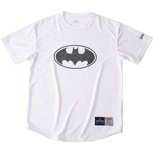 SMT190450 Tシャツ バスケットボールウェア Tシャツ バットマン アイコン / Tシャツーバットマン アイコン | 正規品 SPALDING スポルディング バスケットボール バスケ 練習着 メンズ レディース