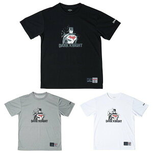 SMT181300 Tシャツ バスケットボールウェア Tシャツ バットマン ダ-ク ナイト / Tシャツ BATMAN DARK NIGHT | 正規品 SPALDING スポルディング バスケットボール バスケ 練習着 メンズ レディース 男性