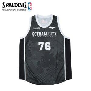 SMT191370 Tシャツ バスケットボールウェア タンクトップゴッサムシティ カモ / タンクトップ-ゴッサムシティ カモ | 正規品 SPALDING スポルディング バスケットボール バスケ 練習着 メンズ レデ