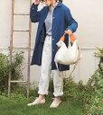 ステンカラーコート 型紙 S M L LLサイズ【ブティック社/型紙/大人服/パターン/ソーイング/レディース/縫い代付き/コート/かんた…