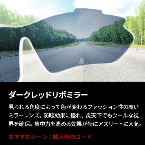 スポーツサングラスエレッセ偏光レンズ3枚を含む交換レンズ5枚、専用ケース等、サングラスフルセット送料無料es-af8001