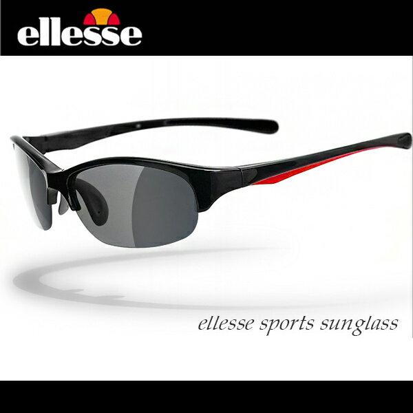 【送料無料】サングラス メンズ 偏光レンズ ゴルフ ランニング 釣り 自転車 エレッセ ES-S205H