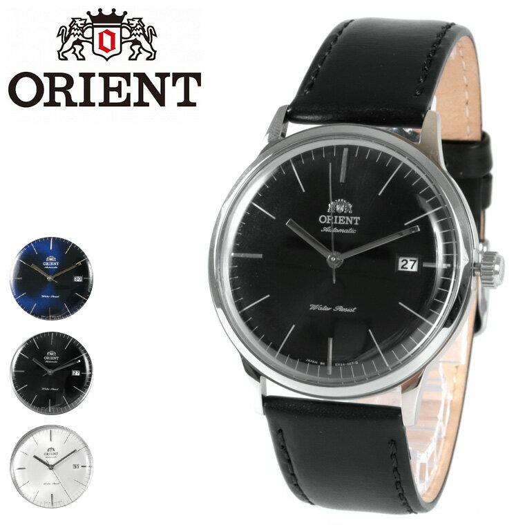 【アイテム】海外モデル 自動巻き AUTOMATIC レザーベルト 腕時計 逆輸入【ブランド】ORIENT オリエント