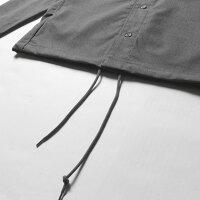 メンズジャケットメンズファッション日本製ギャバジンストレッチコーチステンカラージャケットUPSCAPEAUDIENCEアップスケープオーディエンス