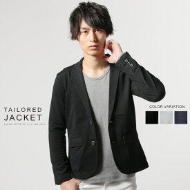 メンズ ジャケット メンズファッション 吸湿 速乾 クールマックス 鹿の子 2ボタン テーラードジャケット Buyer's Select バイヤーズセレクト