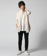 ホワイト|MODEL:174cm|サイズ:M