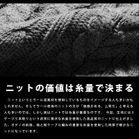 【アイテム】総ケーブル編み無地/ボーダークルー/Vネックニット【ブランド】SPU(スプ)
