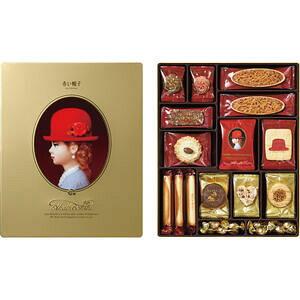 【メーカー在庫限り】21-0405-040 赤い帽子 ゴールド 16137 4975186161370