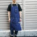 JOHNBULL ジョンブル デニム エプロン カフェエプロン メンズ レディース デニムエプロン インディゴ アメカジ ワークエプロン ガーデニングエプロン コットン 日本製 日本製 JA010 か