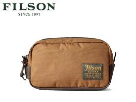 ☆FILSON【フィルソン】TRAVEL PACK WHISKEY トラベルパック ウイスキー 18930[カバン ポーチ メンズ レディース]