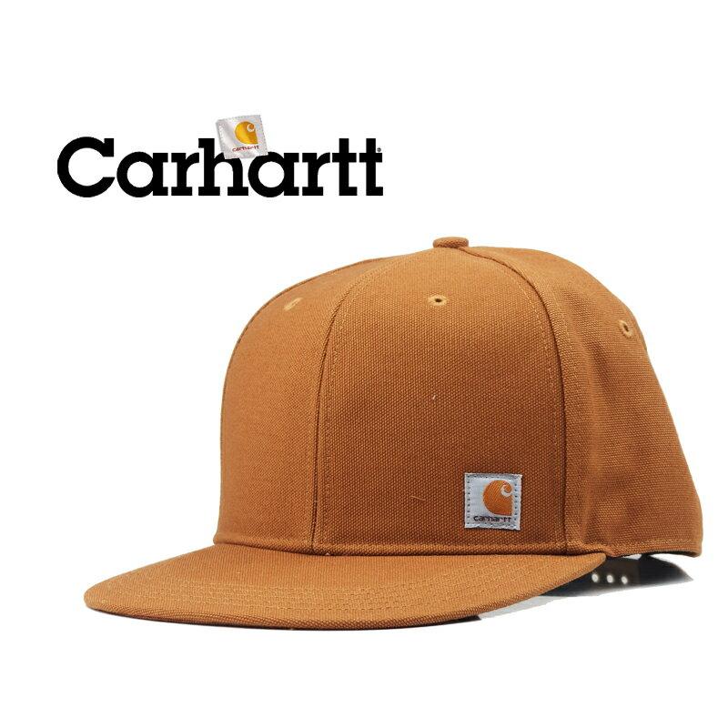 ☆CARHARTT【カーハート】ASHLAND CAP 101604 アシュランド スナップバック ダック素材キャップ 14019 [DUCK CANVAS CAP] 10P05Oct15