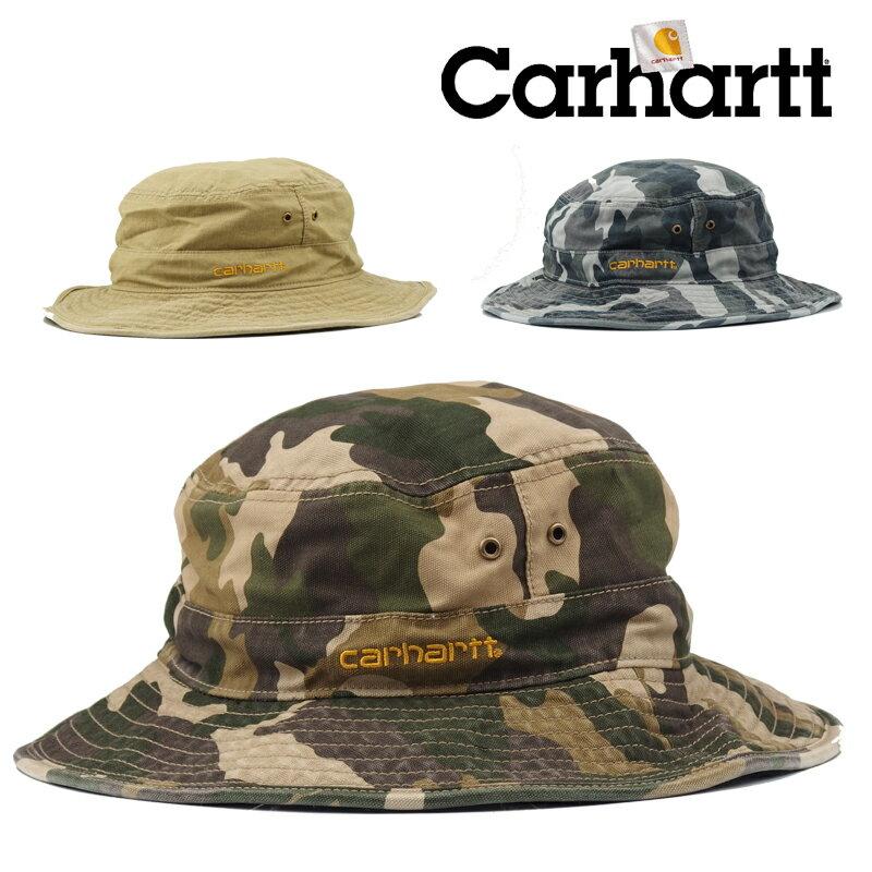 ☆CARHARTT【カーハート】BILLINGS HAT 101199 ビリングハット コットン素材アドベンチャーハット 14020【送料無料】【全3色】