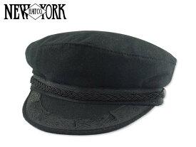 NEWYORKHAT【ニューヨークハット】#9040 GREEK FISHERMAN BLACK グリーク フィッシャーマン ブラック 15341 [レディース メンズ] P25Jan15
