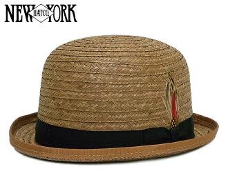 ★NEWYORKHAT#2136 COCONUT STRAW DERBY HAT椰子吸管Derby帽子10613 14712