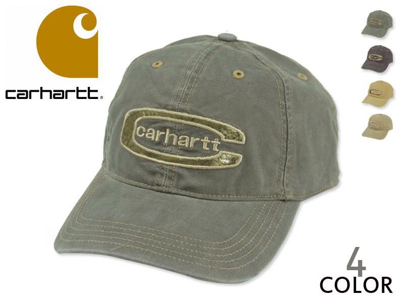 ☆CARHARTT【カーハート】Cedarville Cap セダービル ウォッシュド生地 キャップ 15114 [アメカジ 帽子 メンズ レディース 防寒 秋冬 迷彩] 10P30Nov14