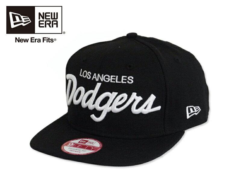 ☆NEWERA【ニューエラ】9FIFTY SO.CAL SCRIPT TEAM LOS ANGELES DODGERS スクリプト ロスエンゼルス ドジャーズ スナップバック 14029 [メンズ レディース 野球帽 帽子 dr dre]10P19Dec15