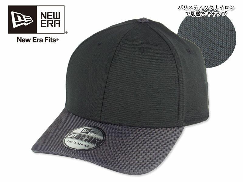 ☆NEWERA【ニューエラ】 39THIRTY NE701 BALISTIC CAP BLACK/CHARCOAL バリスティック ブラック/チャコール 14963 [メンズ レディース] 10P03Sep16