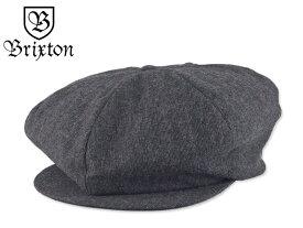 ☆BRIXTON【ブリクストン】OLLIE CAP CHARCOAL オーリー ハンキャス チャコール 16705【送料無料】