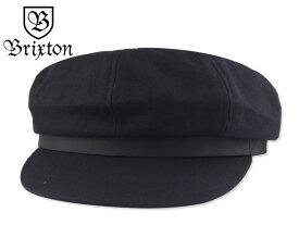 ☆BRIXTON【ブリクストン】MOTREAL CAP BLACK キャスケット ブラック 17251【大きいサイズ】【送料無料】P23Jan16