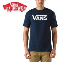 ☆VANS【バンズ】CLASSIC TEE NAVY/WHITE クラシック Tシャツ ネイビー/ホワイト 14457 [T-shirts] 10P26Mar16