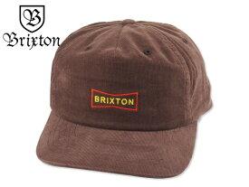 ☆BRIXTON【ブリクストン】WEDGE MP SNAPBACK BISON スナップバック バイソン 17922