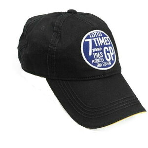 Lotus Formula One 1 7 Times Winners 1963 Cap Hat ロータス キャップ 帽子 ブラック