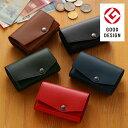 グッドデザイン賞受賞 小さい財布 abrAsus(アブラサス)メンズ財布 小銭入れ付き三つ折り財布 極小財布。携帯性、機…
