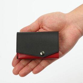 グッドデザイン賞受賞【小さい財布】『ウルトラマン 科学特捜隊 流星マークモデル」ウルトラマン科学特捜隊と、ほぼカードサイズの「小さい財布 abrAsus」がコラボ。札入れ、コインケース、カードケースが三つ折り革財布に。 プレゼント、ギフト