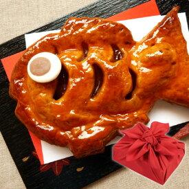 アップルパイ 送料無料 めで鯛 風呂敷包みギフト 誕生日 還暦祝 喜寿 長寿 菓子 スイーツ お菓子 内祝い お返し 敬老の日 プレゼント 敬老会 記念品