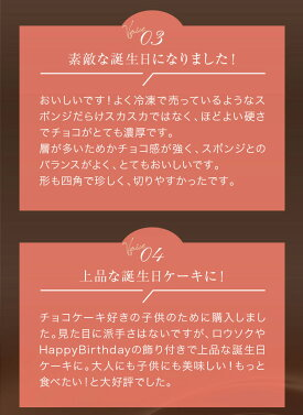 チョコレートケーキボヌールカレ【送料無料】バースデーケーキ敬老の日ギフト誕生日ケーキ誕生日バースデーケーキ子供[凍]ギフト誕生日プレゼント洋菓子