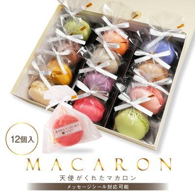 マカロン12個入【送料無料】