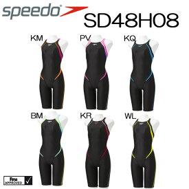 962e813cc92 【送料無料】【SD48H08】 SPEEDO 競泳水着 レディース FLEX Σ2 女性用 セミ