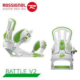 【送料無料】【BATTLE V2】 バインディングロシニョール  rossignol 05P04oct13
