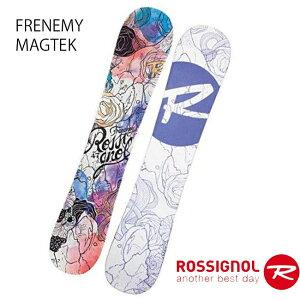 【FRENEMY MAGTEK】 スノーボードロシニョール 送料無料