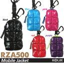 【RZA500】 ROUZE モバイルジャケットモバイルポーチ ダウンジャケット風スキー スノーボード 05P25Oct14
