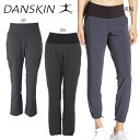 【送料無料】【DA46331】フィットネス アンクルパンツ DANSKIN ダンスキン ダンス パンツ エクササイズ フィットネス