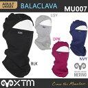 【送料無料】 フェイスマスク XTM バラクラバ BALACLAVA 目出し帽 メリノウール 100% スキー スノーボード …
