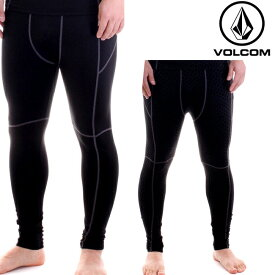 【送料無料】ボルコム インナー パンツ VOLCOM スノー ボード スキー STONE LAYER PANT メンズ 正規品【J22518JA】