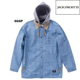 【JFJ98701A】JACK FROST13 COACH JKT ジャックフロストワンスリー スノーウェアボードウェアオンヨネ(ONYONE) ユニセックス ストリート おしゃれ男性用 かっこいい 05P30Nov13