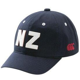 canterbury カンタベリー NZ キャップ ネイビー