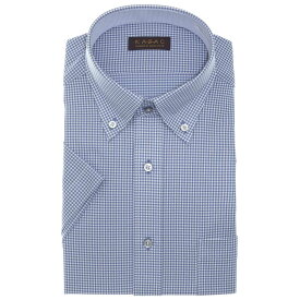 ワイシャツ ニット メンズ クールビズ 半袖 ノーアイロン 吸水速乾 消臭 ニットシャツ ビジネス シャツ 夏 シャツ カッターシャツ ボタンダウン ネイビー 新生活 父の日
