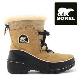 【送料無料・送料込(一部地域を除く)】【SOREL】ソレル Tivoli III ティボリ III NL2532 (373) Curry/Black レディース
