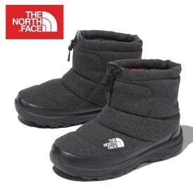 【送料無料・送料込(一部地域を除く)】 ザ・ノースフェイス ヌプシブーティーウールVショート(ユニセックス)THE NORTH FACE Nuptse Bootie Wool V ShortNF51979(C)チャコール メンズ・レディース・ユニセックス