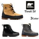【送料無料・送料込(一部地域を除く)】  【SOREL】ソレル Tivoli IV ティボリ IV NL3425 レディース