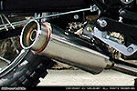 WirusWin 250TR(JBK-BJ250F・FI車) ドラッグバイソン マフラー /ウイルズウィン